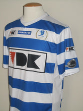 "Load image into Gallery viewer, KAA Gent 2012-13 Home shirt MATCH ISSUE #13 Mamoutou N'Diaye vs Standard ""Jules Ottenstadion 1920-2013"""
