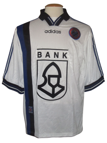 Club Brugge 1997-98 Away shirt M (new with tags)