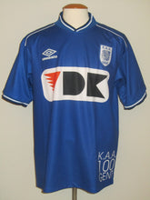 Load image into Gallery viewer, KAA Gent 2000-01 Home shirt L