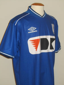 KAA Gent 2000-01 Home shirt L