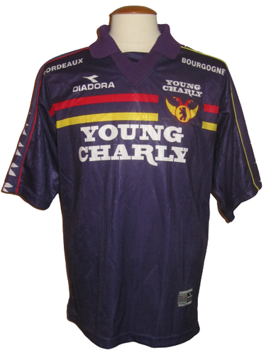 Germinal Beerschot 1999-00 Home shirt XL