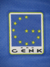 Load image into Gallery viewer, KRC Genk 1998-99 Home shirt MATCH ISSUE/WORN UEFA Cup #2 Juha Reini vs MSV Duisburg