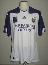 Load image into Gallery viewer, RSC Anderlecht 2010-11 Home shirt #14 Romelu Lukaku