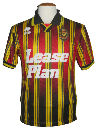 KV Mechelen 1994-95 Home shirt XS