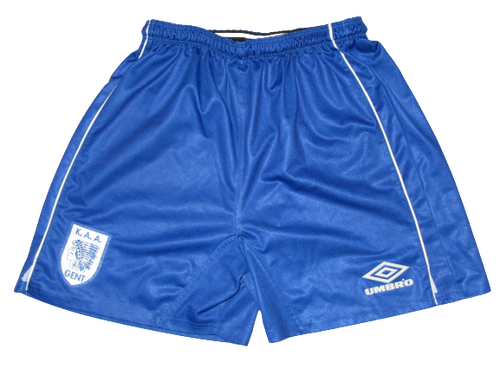 KAA Gent 1999-00 Home short L