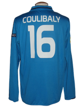 Load image into Gallery viewer, KAA Gent 2010-11 Third shirt MATCH ISSUE Europa League vs Levski Sofia #16 Elimane Coulibaly