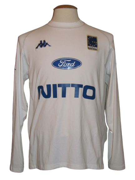 KRC Genk 2001-02 Away shirt XXL (new with tags)