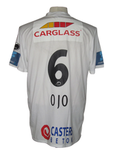 Load image into Gallery viewer, KRC Genk 2012-13 Third shirt MATCH WORN #6 Kim Ojo
