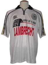 Load image into Gallery viewer, KSC Lokeren 1999-00 Home shirt MATCH ISSUE/WORN #9