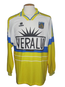 KVC Westerlo 1998-99 Away shirt # 16