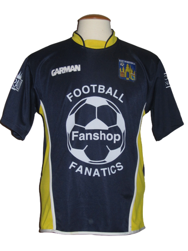 KVC Westerlo 2004-05 Home shirt S