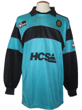 Load image into Gallery viewer, KV Mechelen 1990-91 Keeper shirt MATCH WORN UEFA Cup #1 Michel Preud'homme vs Sporting Lissabon