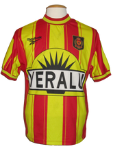 Load image into Gallery viewer, KV Mechelen 1997-98 Home shirt S