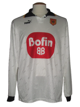 Load image into Gallery viewer, KV Mechelen 1999-00 Away shirt MATCH ISSUE/WORN #19 Tom Peeters