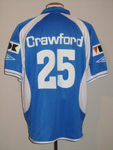 Load image into Gallery viewer, KAA Gent 2002-03 Home shirt MATCH WORN #25