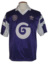Load image into Gallery viewer, RSC Anderlecht 1989-92 Home shirt #7