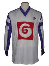 Load image into Gallery viewer, RSC Anderlecht 1990-91 Home shirt #10