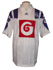 RSC Anderlecht 1992-93 Home shirt