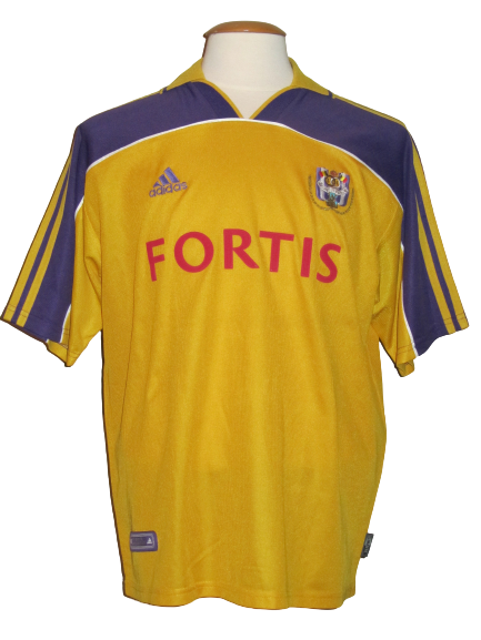 RSC Anderlecht 2000-01 Away shirt L