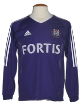 Load image into Gallery viewer, RSC Anderlecht 2002-03 Away shirt MATCH ISSUE/WORN Youth #6