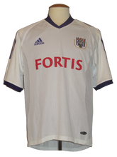 Load image into Gallery viewer, RSC Anderlecht 2002-03 Home shirt S
