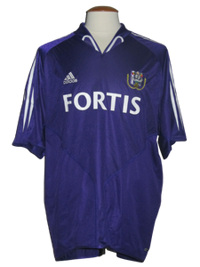 RSC Anderlecht 2004-05 Away shirt XL
