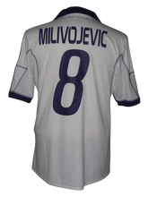 Load image into Gallery viewer, RSC Anderlecht 2013-14 Away shirt MATCH ISSUE/WORN #8 Luka Milivojević