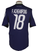Load image into Gallery viewer, RSC Anderlecht 2013-14 Home shirt #18 Frank Acheampong