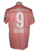 Load image into Gallery viewer, RSC Anderlecht 2018-19 Away shirt MATCH ISSUE/WORN #9 Landry Dimata