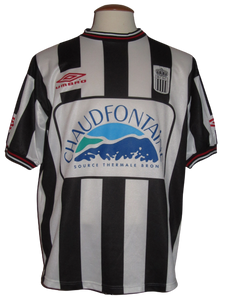 RSC Charleroi 2001-02 Home shirt