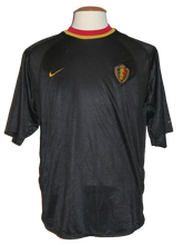 Load image into Gallery viewer, Rode Duivels 2000 EK away shirt M