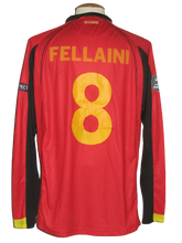 Load image into Gallery viewer, Rode Duivels 2011-2012 Qualifiers home shirt MATCH ISSUE/WORN #8 Marouane Fellaini