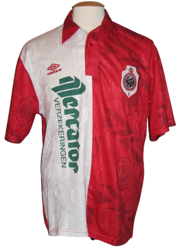 Royal Antwerp FC 1995-96 Home shirt XL