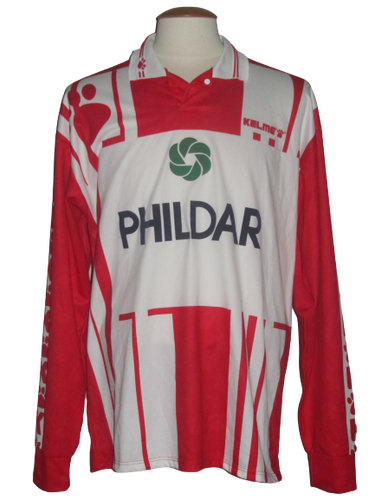 Royal Excel Mouscron 1994-95 Home shirt