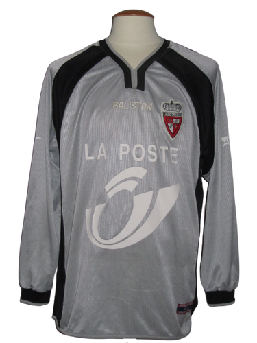 Royal Excel Mouscron 2002-03 Away shirt #3