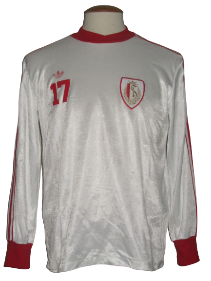 Standard Luik 1977-80 Training shirt #17