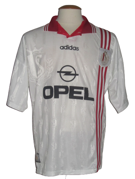 Standard Luik 1996-97 Away shirt L
