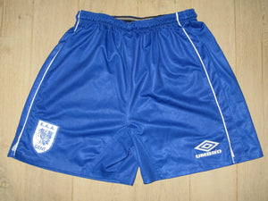 KAA Gent 1999-00 Home short match issued XL