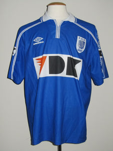KAA Gent 1999-00 Home shirt PLAYER ISSUE #9