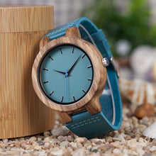 C28 Casual Bamboo Wood Watch For Men & Women