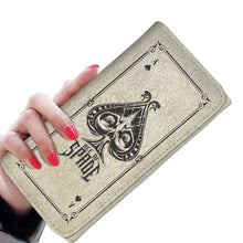 Ace of Spades Women Wallet