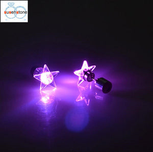 Star Light Stud Earring