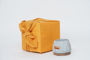 nano geometric Gift | yellow
