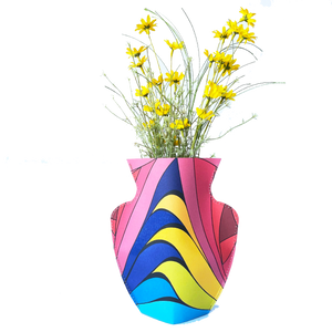 Gifted  paper vase | WAVY