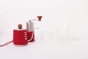 manual coffee set