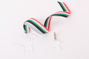 WA Kuwait map car hanger and key chain