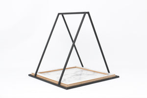 UNI014 triangular iron frame