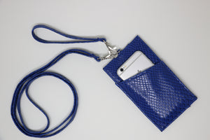 LW003 cards holder blue