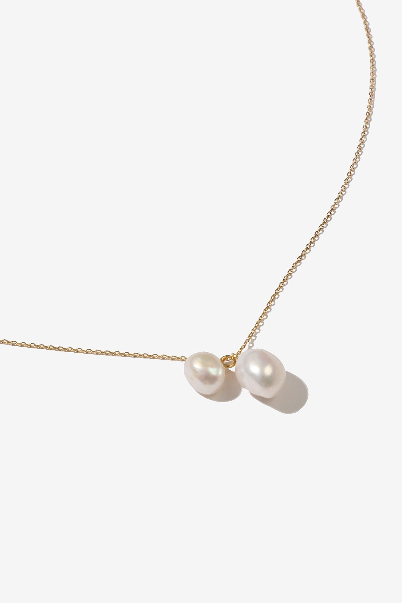 Adorn Johnstone pearl necklace