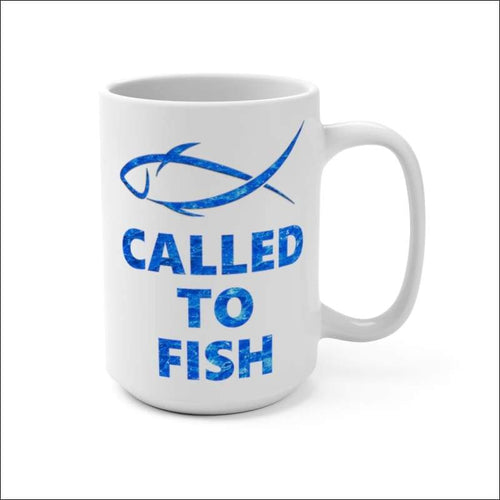 Called to Fish Mug 15oz - 15oz - Mug